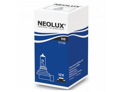 ŽÁROVKA OSRAM NEOLUX N708 H8 PGJ19-1 12V 35W