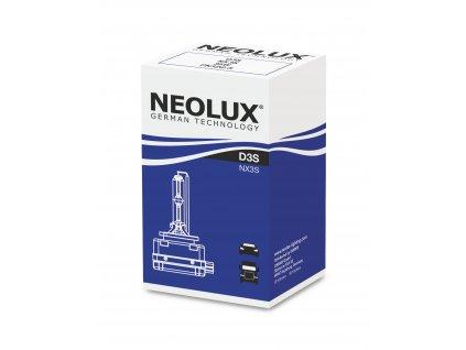 ŽÁROVKA OSRAM NEOLUX Xenonová výbojka XENARC Standart D3S-NX3S PK32d-5 12/24V 35W