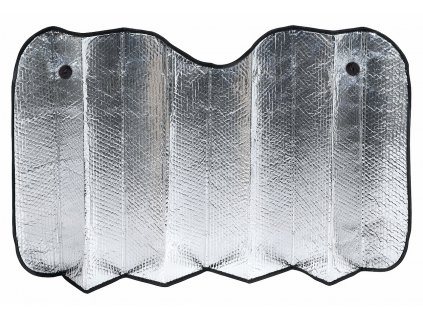 Clona sluneční na čelní sklo ALU 130 x 60cm