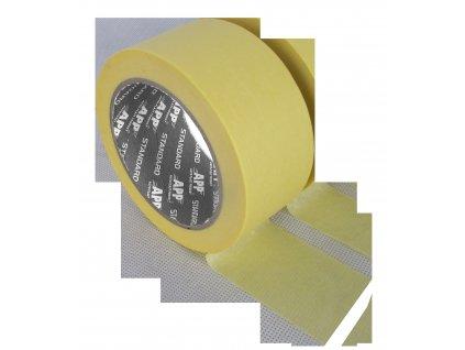 APP maskovací páska 24mm do 60 st. C