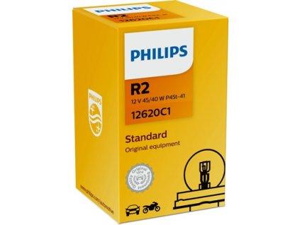 ŽÁROVKA PHILIPS 12620C1 R2 P45t-41 12V 45/40W