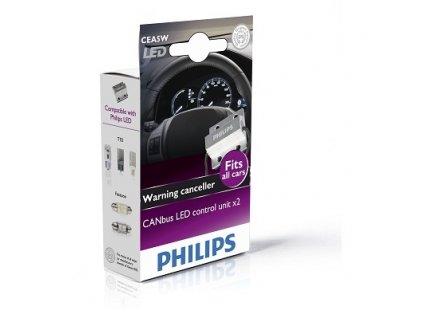 Philips Canbus 12956X2 W5W W2,1x9,5d 12V 5W
