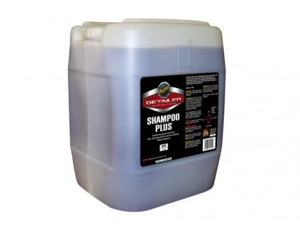 Meguiar's Shampoo Plus 18,93 l - špičkový profesionální autošampon