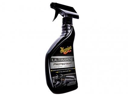 Meguiar's Ultimate Protectant Spray - oživovač a ochrana nelakovaných plastů v exteriéru i interiéru, 450 ml