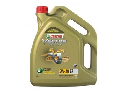 Castrol Vecton Fuel Saver 5W-30 E6/E9 20 l
