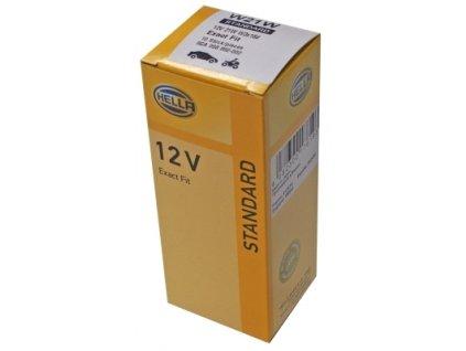 ŽÁROVKA W21W 12V 21W W3X16D HELLA 8GA 008 892-002