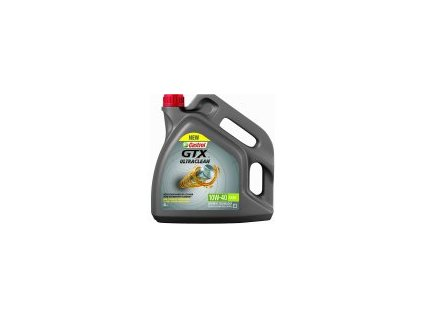 Castrol GTX Ultraclean 10W-40 4 l