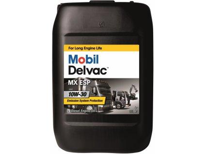 Mobil Delvac MX ESP 10W-30 20 l
