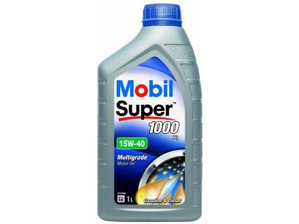 Mobil Super 1000 X1 15W-40 1 l