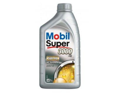 Mobil Super 3000 X1 Synt 5W-40 1 l