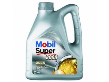 Mobil Super 3000 X1 Synt 5W-40 4 l