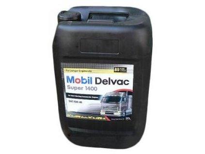 Mobil Delvac Super 1400 E 15W-40 20 l