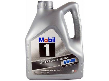 Mobil FS x1 5W-50 4 l