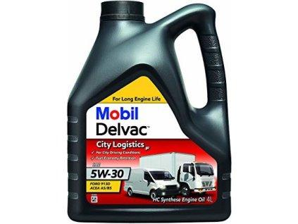 Mobil Delvac CITY LOGISTICS F 5W-30 4 l