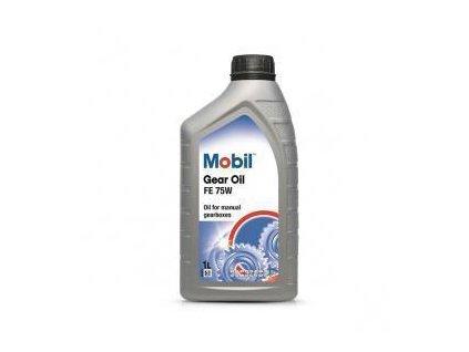 MOBIL GEAR OIL FE 75W 1L