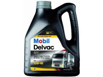 Mobil Delvac MX 15W-40 4 l