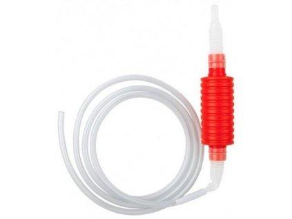 Přečerpávací pumpa hadička