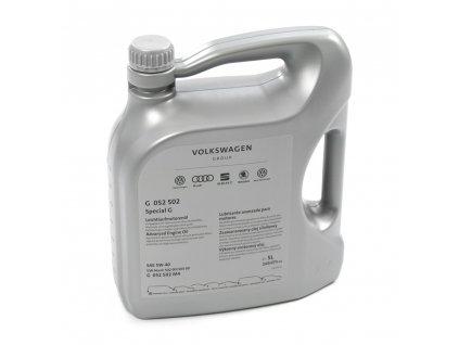 VW ORIGINAL 5W-40 1L Benzín