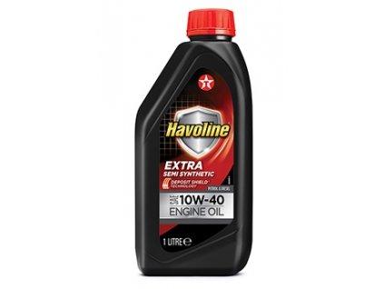 Texaco Havoline Extra 10W-40 1 l
