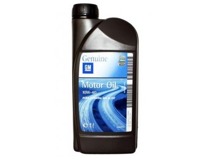 GM Genuine 10W-40, 1L