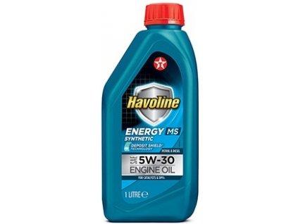 Texaco Havoline Energy MS 5W-30 1 l
