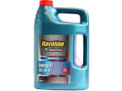 Texaco Havoline Energy 5W-30 4 l