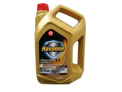 Texaco Havoline ProDS V 5W-30 4 l
