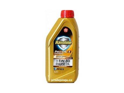 Texaco Havoline ProDS M 5W-30 1 l