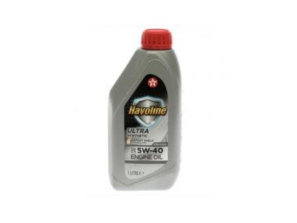 Texaco Havoline Ultra 5W-40 1 l