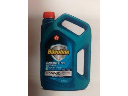 Texaco Havoline Energy MS 5W-30 4 l