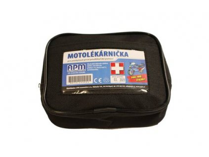 Lékárna Moto textilní