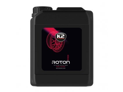 K2 ROTON PRO profesionální čistič disků D1005 - 5 l