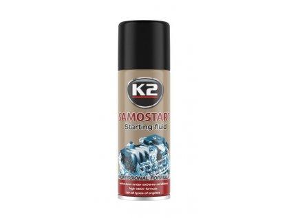 K2 SAMOSTART startovací sprej T420 200 ml
