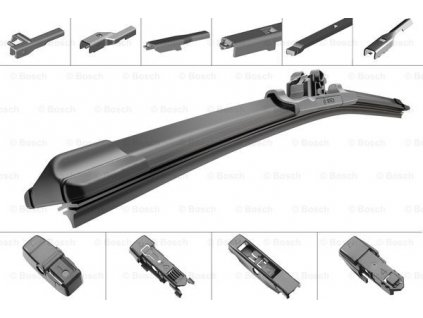 Stěrač plochý 500mm Bosch 3397006947
