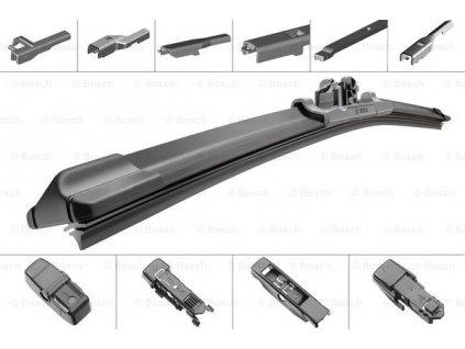 Stěrač plochý 650mm Bosch 3397006952