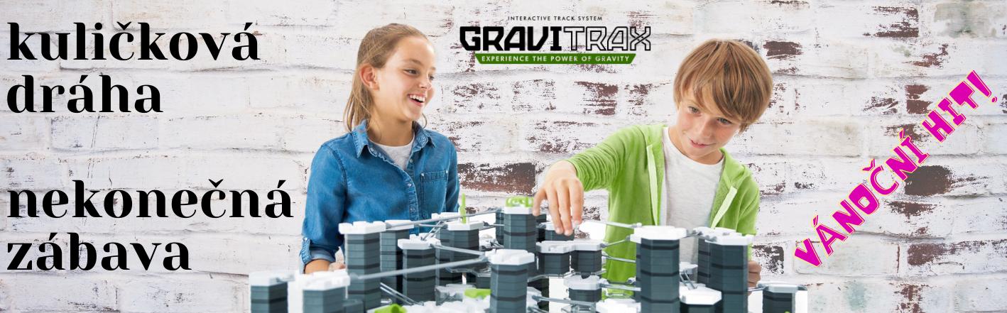 Kuličková dráha Gravitrax