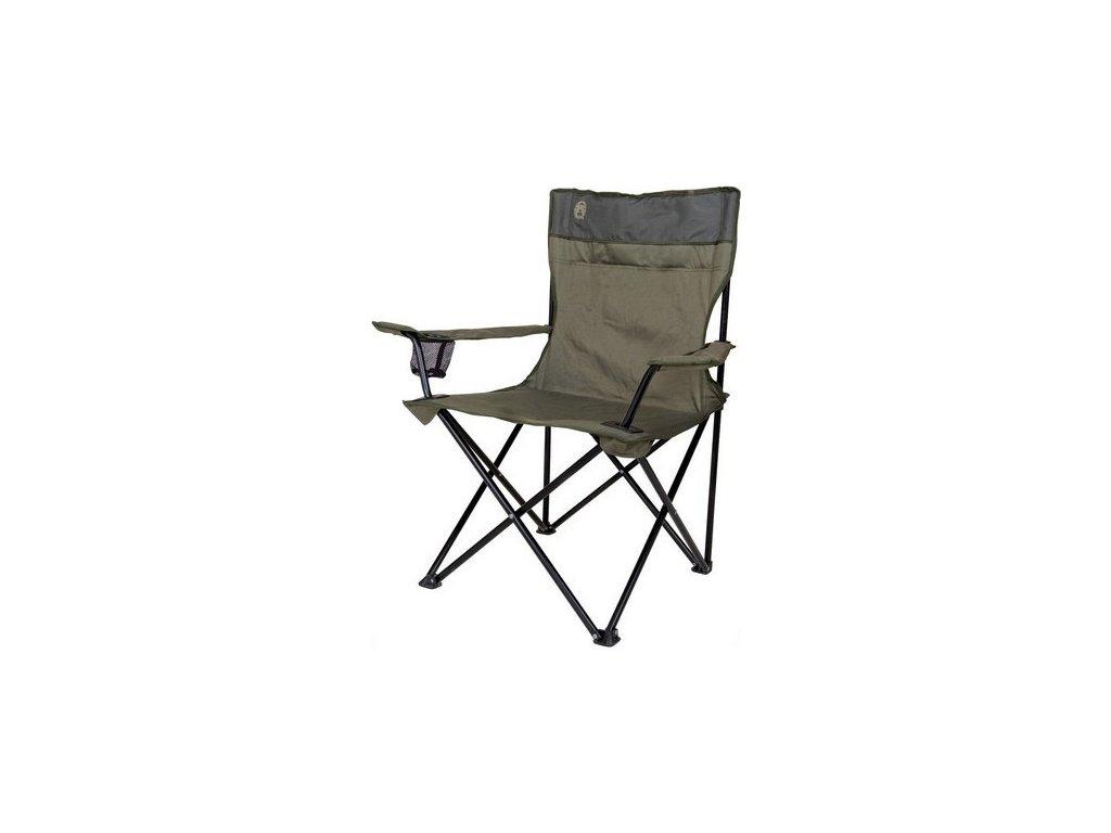 47783 5 standard quad chair zelena