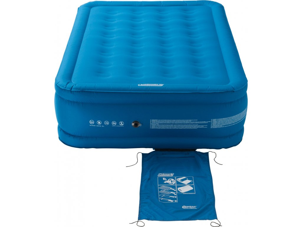 Extra Durable Airbed Raised Double