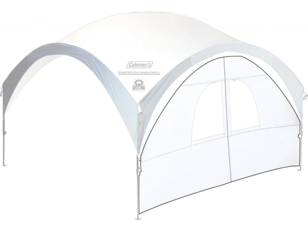 FastPitch™ Shelter Sunwall Door XL