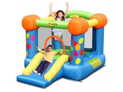 happy hop skakaci hrad party balonky