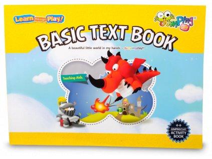Základní kniha o modelování s Jumping Clay, 44 stran