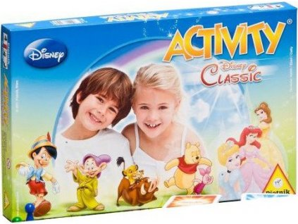 Activity Disney Classic PIATNIK