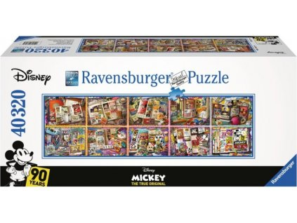 58505 3 ravensburger puzzle mickey mouse behem let 40320 dilku