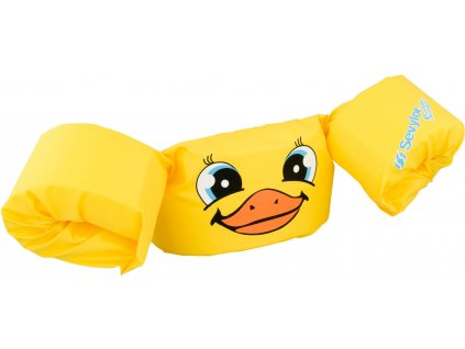 58925 2 puddle jumper duck girl