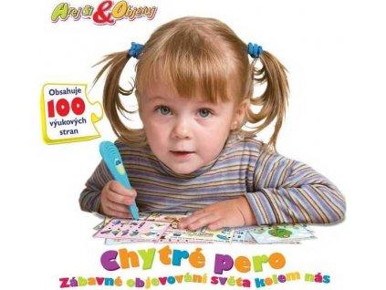 Interaktivní hra pro děti - Chytré pero