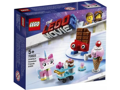 67157 3 lego movie 2 70822 nejroztomilejsi pratele unikitty
