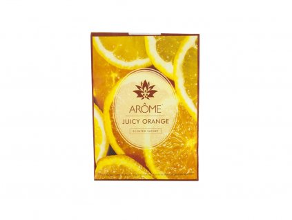 Vonný sáček - Juicy Orange - 20g