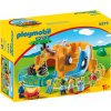 PLAYMOBIL ZOO (1.2.3) 9377
