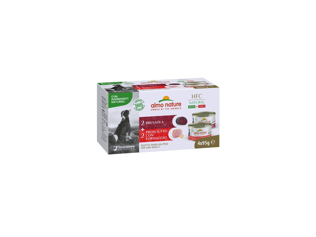 4x-95g-almo-nature-hfc-natural-dogs-bresaola-sunka-syr-multi-pack