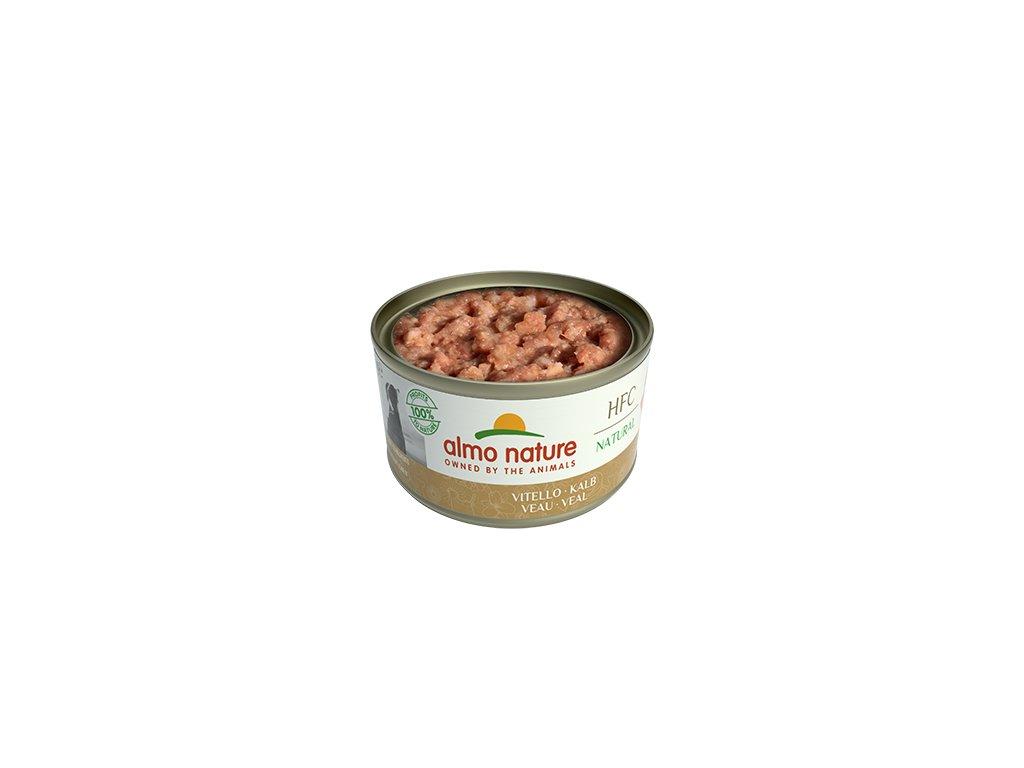 almo-nature-hfc-natural-dog-konzervy-telacia-95g